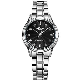 Cambridge Quartz Analog Women's Watch with Stainless Steel Bracelet LB05258/13
