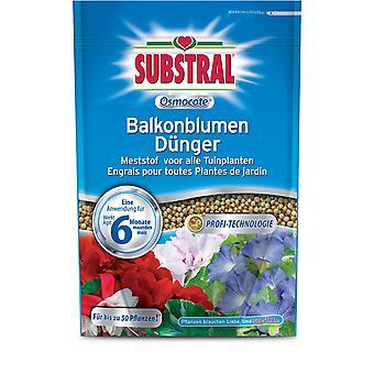 SubstraL® Fertilizante flor de varanda osmocote, 750 g