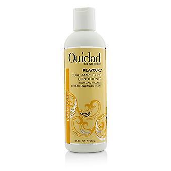 Ouidad Playcurl Curl Amplifying Conditioner (loose Curls) - 250ml/8.5oz