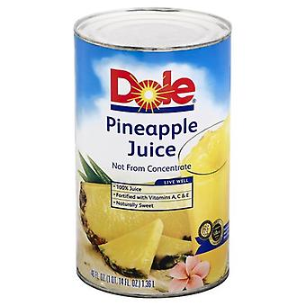 Dole Jus d'ananas-( 1.36 Lt X 1 Can )