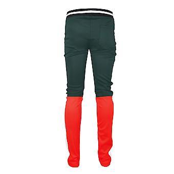SCREENSHOTBRAND-P41705 Mens Hip Hop Streetwear Premium Slim Fit Track Pants -...