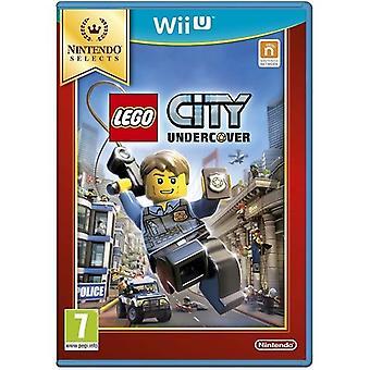Gry LEGO City Undercover [wybór] Wii U