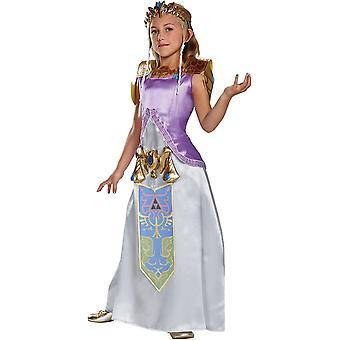 Zelda Deluxe Child Costume