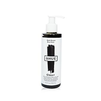 dpHUE Gloss+ Semi-Permanent Hair Color and Deep Conditioner - # Dark Brown 192ml/6.5oz