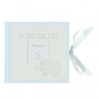 Boys Modern Christening Day Photo Album | Gifts from Handpicked