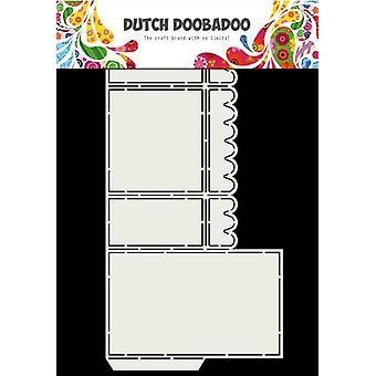Dutch Doobadoo Dutch Box Art Scallop A4 470.713.057