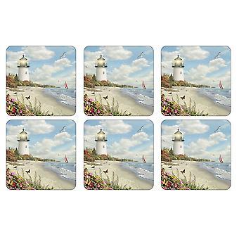 Pimpernel Ray van Hope Coasters, Set van 6