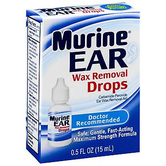 Murine ear drops, ear wax removal, 0.5 oz