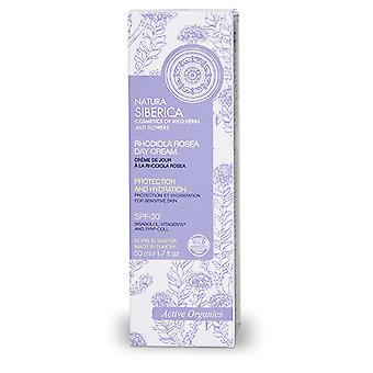 Natura Siberica Protection Day Cream Sensitive Skin Hydration Krous 50 ml.