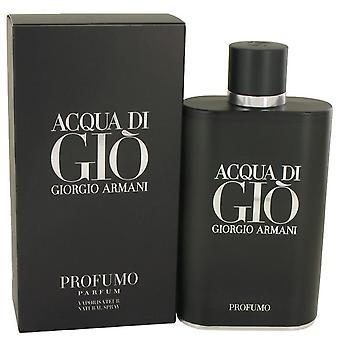 Acqua di gio profumo eau de parfum spray door giorgio armani 535208 177 ml