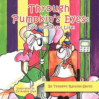 Through Pumpkins Eyes Its a Wonderful Life by RansomSmith & Telmeko