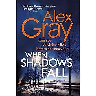 When Shadows Fall: Have you discovered this million-copy bestselling crime series? (DSI William Lorimer)