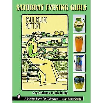 Saturday Evening Girls Paul Revere Pottery by Meg Chalmers - 97807643