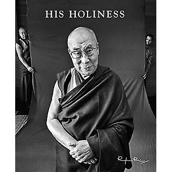 His Holiness - The Fourteenth Dalai Lama by Raghu Rai - 9781683835851