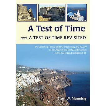 Un test du temps et un test du temps revisité - Le volcan de Thera et