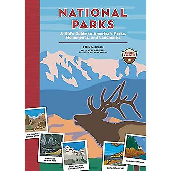 National Parks - A Kid's Guide to America's Parks - Monuments and Land