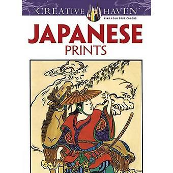 Japanese Prints by Ed Sibbett - 9780486491363 Book