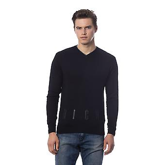 Rich John Richmond Black Sweater -- RI81424368