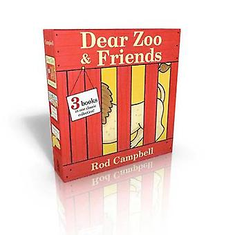 Dear Zoo & Friends  - Dear Zoo; Farm Animals; Dinosaurs by Rod Campbel