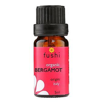 Fushi Wellbeing Organic Bergamot Oil 5ml (F0010202)