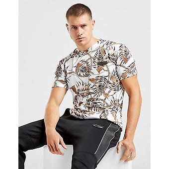 Nieuwe Supply & Demand Men's Palm City T-shirt Wit