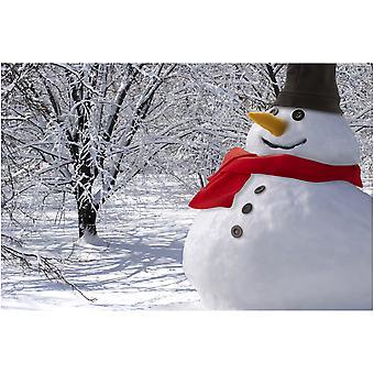 Bullet Snowman Dress Up Set
