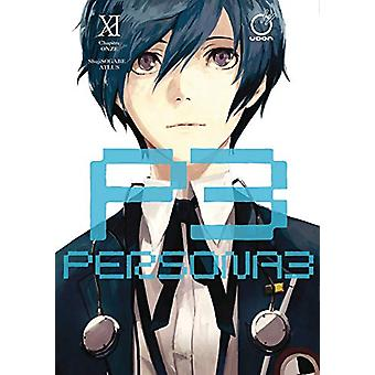 Persona 3 Volume 11 by Atlus - 9781772940824 Book