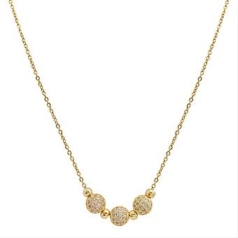 Edforce necklace and pendant 541-0045-N - Women's necklace and pendant