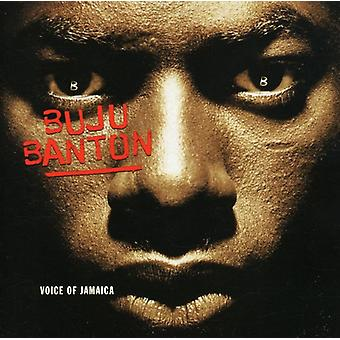 Buju Banton - importation USA Voice of Jamaica [CD]