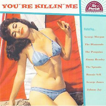 You'Re Killin' Me [CD] USA import
