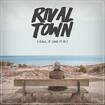 Rival Town - Call It Like It Is [CD] USA import