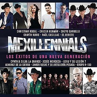 Varios - Mexillennials [CD] USA import