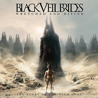 Black Veil Brides - Wretched & Divine: Story of the Wild Ones [CD] USA import