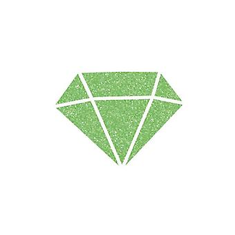 Aladine Izink Diamond Glitter Pintura Verde 80ml.