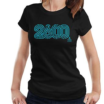 Atari Distressed 2600 Women's T-Shirt