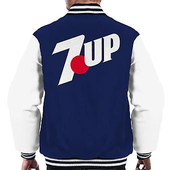 7up 80s Classic Logo Men's Varsity Jacket