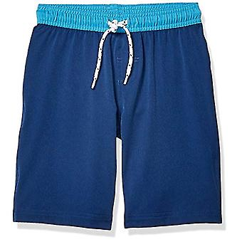Essentials Boys' Big Swim Trunk, Navy, X-Large