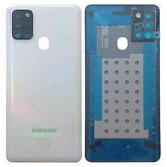 Samsung Battery Cap Battery Lid Battery Cover for Galaxy A21s A217F White New