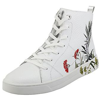Ted Baker Zerel Womens Fashion Trainers in White