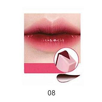 Lipstick V Cutting Two Tone Tint Silky Moisturzing Nourishing Cosmetic Gradient Color