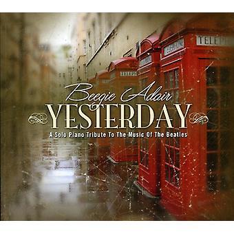 Beegie Adair - Yesterday [CD] USA import