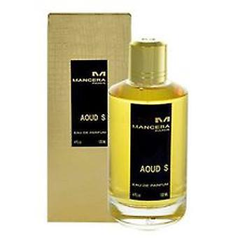 Mancera - Aoud S - Eau De Parfum - 120ML