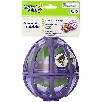 Busy Buddy Kibble Nibble Feeder - Ball - Extra Small/Small