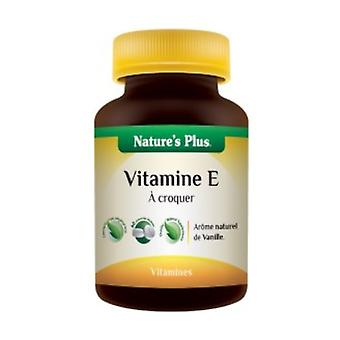 Naturliga tuggbara E-vitamin 60 tabletter