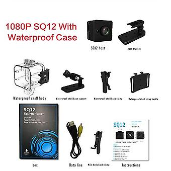 Hd Car Home Cmos Sensor  Mini Camera -waterproof