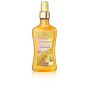 1 Golden Paradise Fragance Mist Shimmer Edition (2019) 100 Ml voor dames
