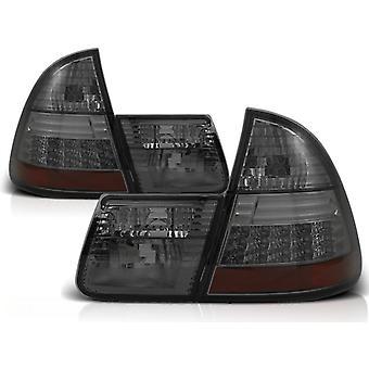 Rückleuchten BMW E46 99-05 SMOKE LED