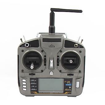 6CH Transmitter with pass back function for fixed-wing/glider