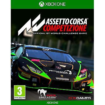 Assetto Corsa Competizione Xbox One Game