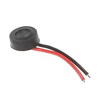 Electret Condenser High Sensitivity 4015 Mic For Pc Phone Earphone Mp3 Player